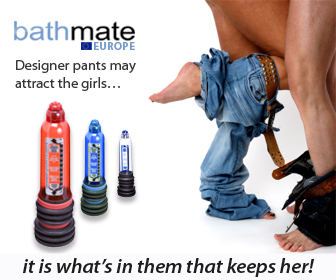 BathMate Review - Water pump to enlarge penis